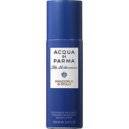ACQUA DI PARMA Blu Mediterraneo Mandorlo di Sicilia deodorant spray 150ml