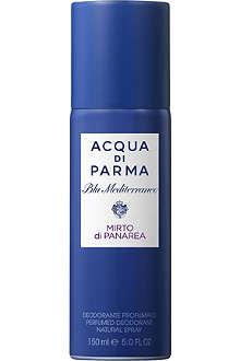 ACQUA DI PARMA Blu Mediterraneo Mirto di Panarea deodorant spray 150ml