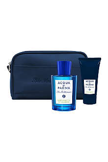 ACQUA DI PARMA Blu Mediterraneo Bergamotto di Calabria 150ml travel set