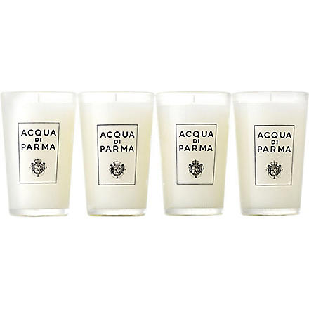 ACQUA DI PARMA Colonia candle box set