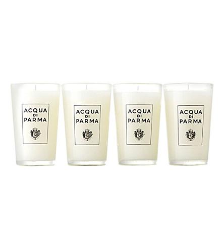 ACQUA DI PARMA 科洛尼亚蜡烛盒套装