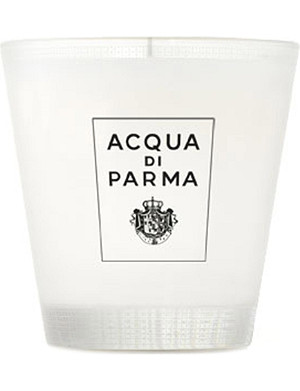 ACQUA DI PARMA Colonia large glass candle