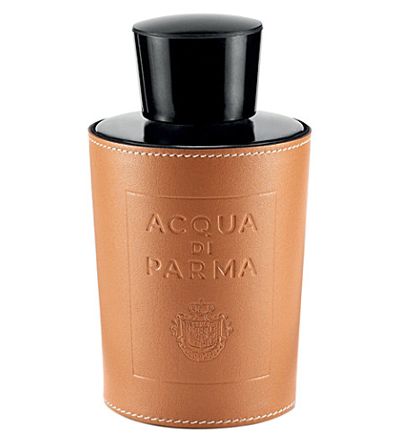 ACQUA DI PARMA Leather bottle holder