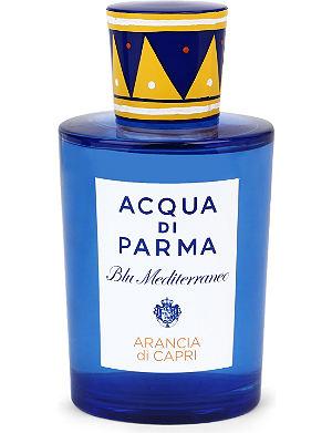 ACQUA DI PARMA Limited Edition Blu Mediterraneo Arancia di Capri eau de toilette 150ml