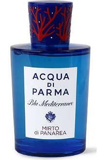 ACQUA DI PARMA Limited Edition Blu Mediterraneo Mirto di Panarea eau de toilette 150ml
