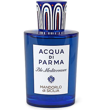 ACQUA DI PARMA Limited Edition Blu Mediterraneo Mandorlo di Sicilia eau de toilette 150ml
