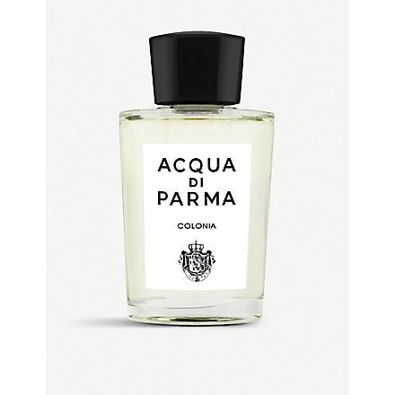 ACQUA DI PARMA Colonia eau de cologne splash 180ml