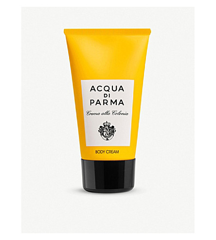 ACQUA DI PARMA Colonia body cream 150ml