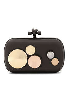 BOTTEGA VENETA Knot multi spheres clutch