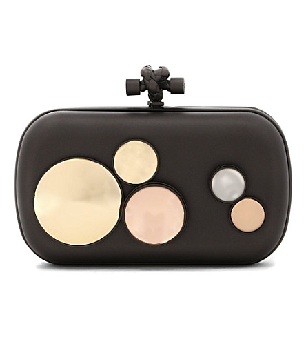 BOTTEGA VENETA Multispheres knot clutch (Multi
