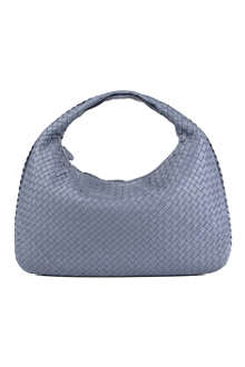 BOTTEGA VENETA Veneta medium intrecciato hobo