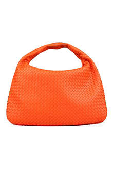 BOTTEGA VENETA Veneta intrecciato medium hobo
