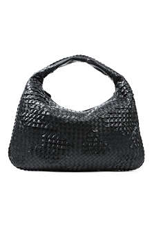 BOTTEGA VENETA Woven medium hobo