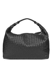 BOTTEGA VENETA Appia Intrecciato Sloane bag
