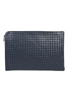 BOTTEGA VENETA Woven document case