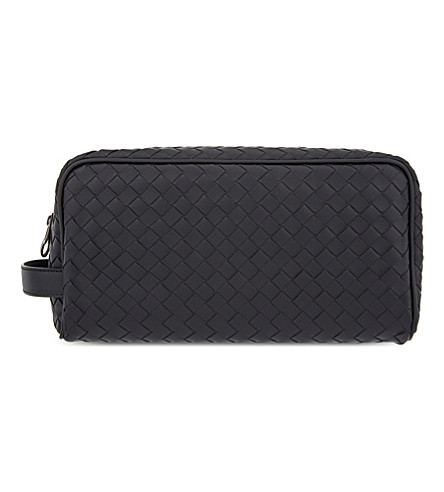 BOTTEGA VENETA Bv travel case lrg pouch (Nero