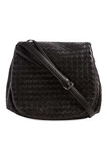 BOTTEGA VENETA Woven cross-body bag