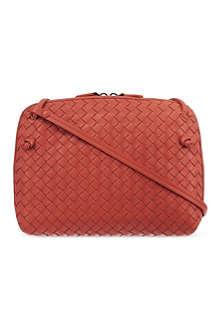 BOTTEGA VENETA Woven cross-body bag