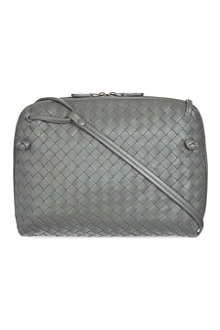 BOTTEGA VENETA Woven small cross body bag