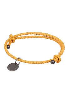 BOTTEGA VENETA Woven adjustable bracelet
