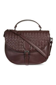 BOTTEGA VENETA Double sided shoulder bag