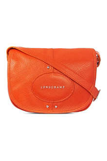 LONGCHAMP Quadri leather cross-body bag