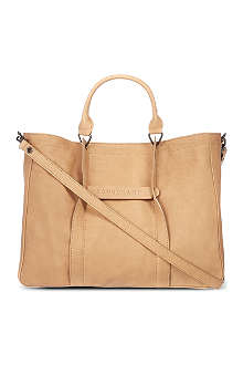 LONGCHAMP Leather 3D tote
