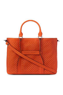 LONGCHAMP 3D perforated tote