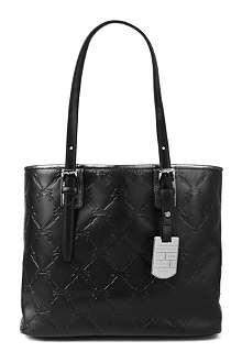 LONGCHAMP LM Cuir small leather tote