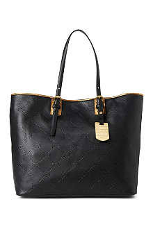 LONGCHAMP LM Cuir medium tote
