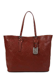 LONGCHAMP LM Cuir medium leather tote