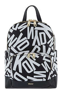 DKNY Scatter print backpack