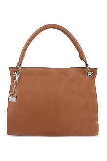 DKNY Crosby leather shoulder bag