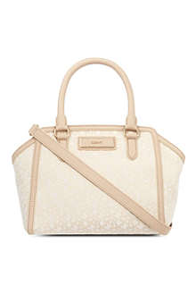 DKNY Town & Country satchel