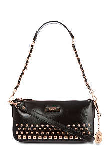 DKNY Studded cross-body bag