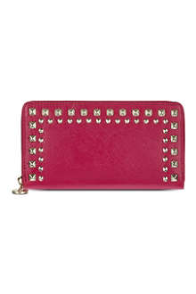 DKNY Stud detail purse