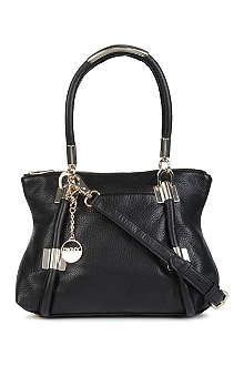 DKNY Crosby small leather shoulder bag