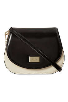 DKNY Hudson leather cross-body bag