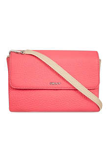 DKNY Tribeca leather cross-body bag