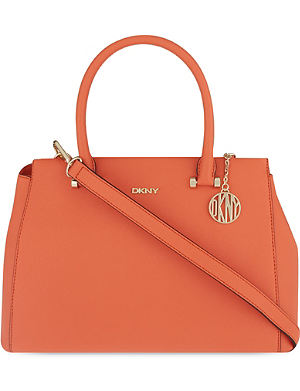 DKNY Bryant Park large satchel