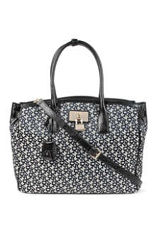 DKNY Town & Country Beekman Work shopper