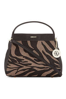 DKNY Ponyhair shoulder bag