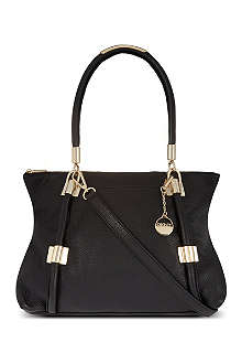 DKNY Crosby tube satchel