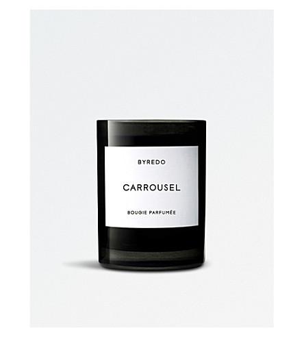 BYREDO 卡鲁塞尔蜡烛 240 g