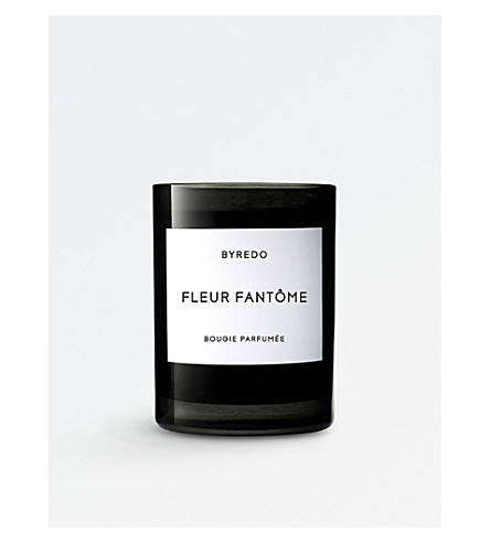 BYREDO Fleur Fantôme scented candle 240g