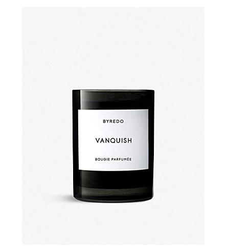 BYREDO 征服香薰蜡烛 240 g