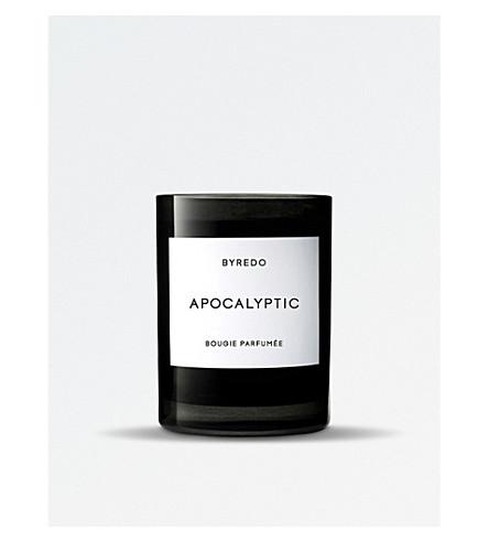 BYREDO 世界末日香薰蜡烛 240 g