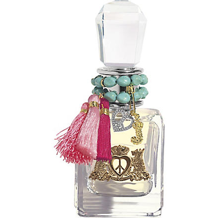 JUICY COUTURE Peace Love and Juicy Couture eau de parfum