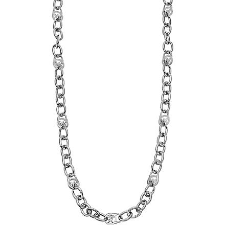 MICHAEL KORS Chain silver-plated necklace (Silver