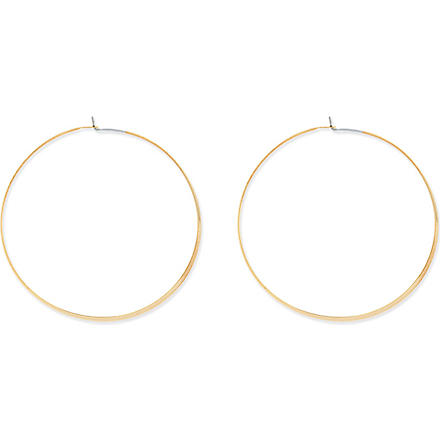 MICHAEL KORS JEWELLERY Hoop earrings (Gold